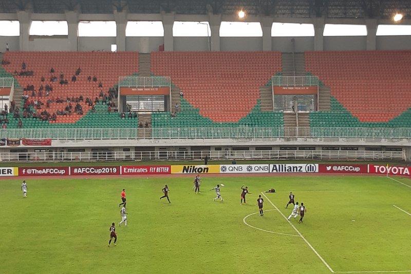 Gol  menit akhir gagalkan kemenangan PSM  atas Kaya FC