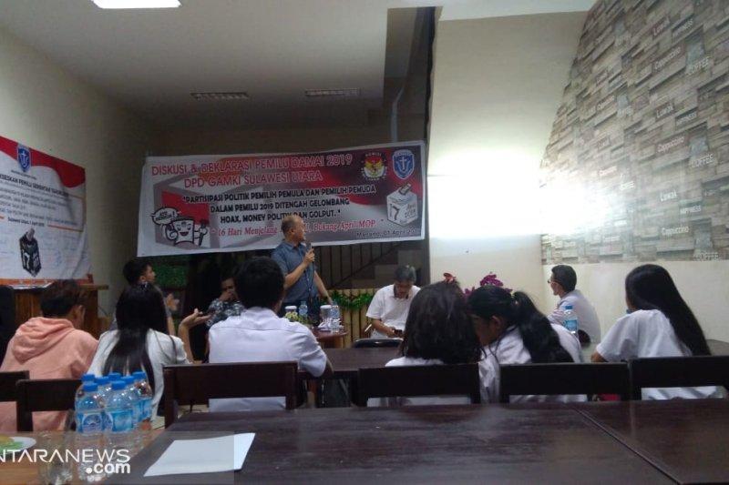 KPU Sulut gencarkan sosialisasi perpanjangan pendaftaran DPTb H-7