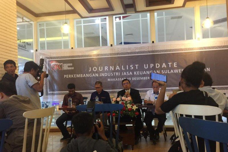 OJK: pendaftaran fintech masih terfokus di Jawa