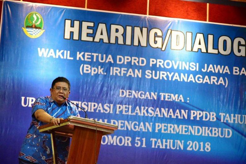 DPRD Jabar: Kota Depok kekurangan ruang kelas baru