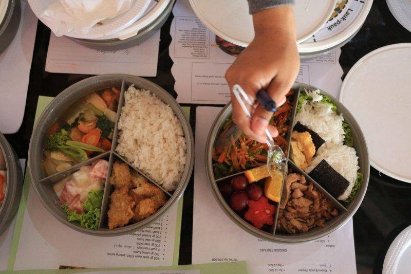 Masyarakat harus konsumsi pangan dengan gizi seimbang dimasa pandemi corona