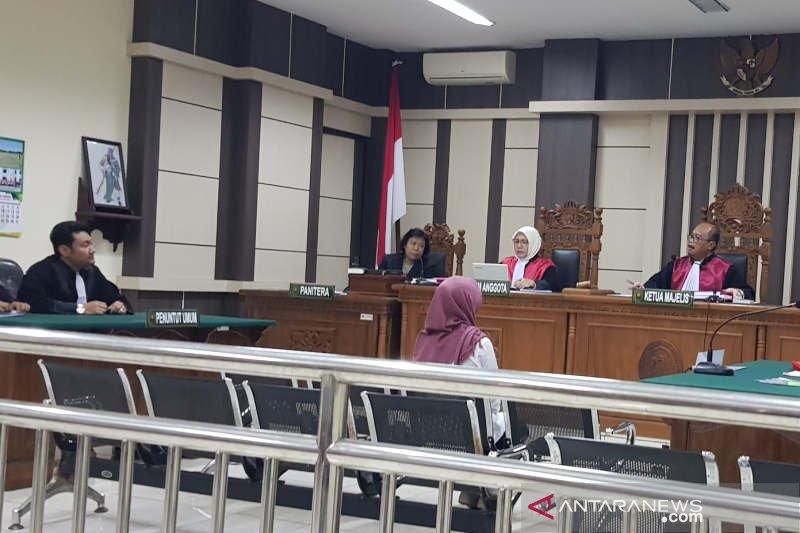 Istri pejabat KPP Semarang didakwa lakukan pencucian uang