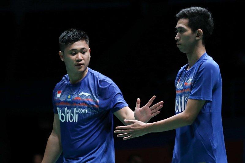 Malaysia Masters, Wahyu/Ade gagal ke babak kedua