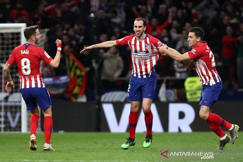 Diego Godin dan Filipe Luis siap meninggalkan Atletico Madrid