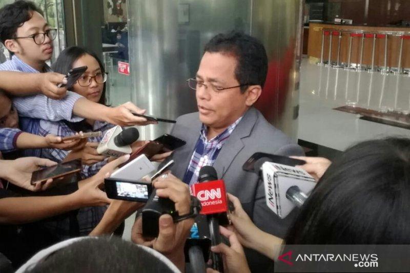 Sekjen DPR dipanggil KPK terkait kasus Romahurmuziy