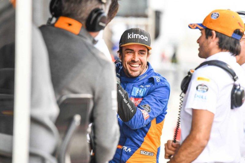 Puji performa McLaren, Tapi Alonso  tak tertarik balik ke F1