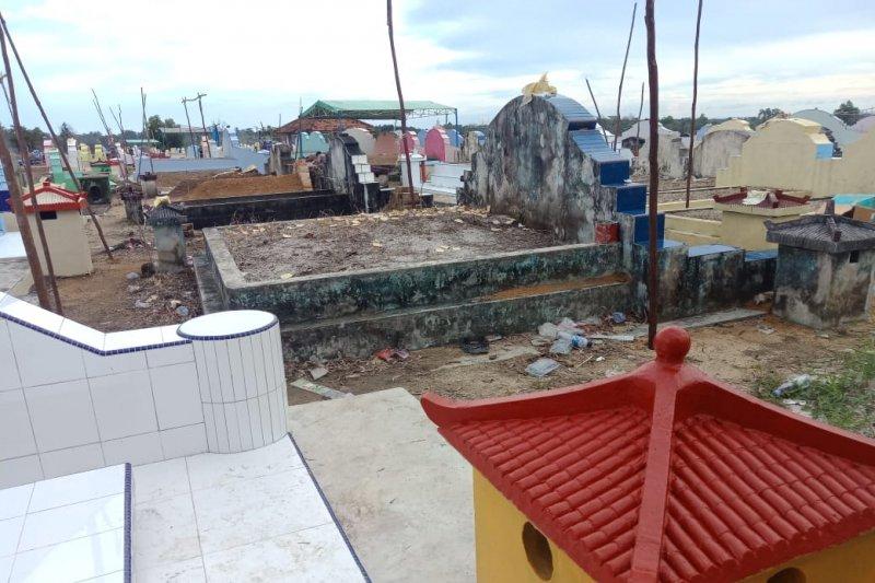 """Ini makna tradisi """"Ceng Beng"""" di Bangka Belitung"""