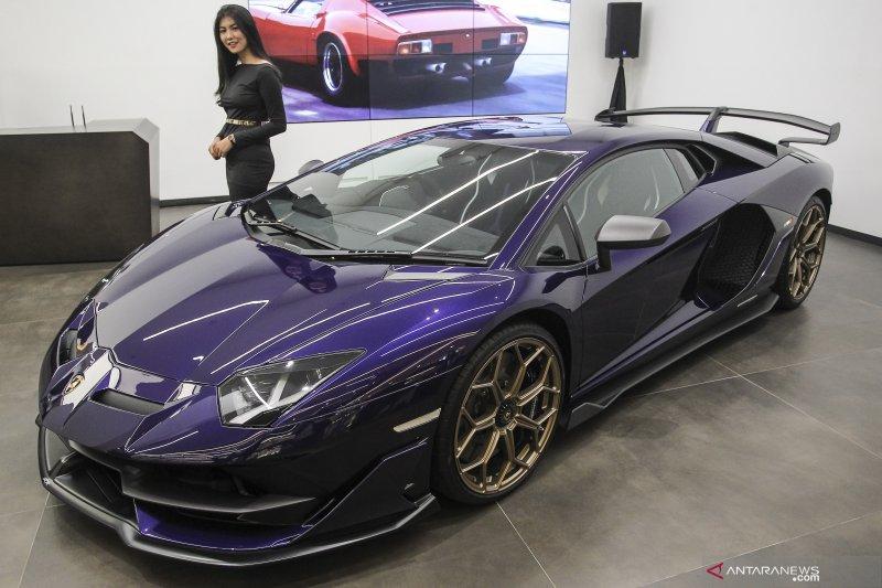 Lamborghini Aventador SVJ ramaikan pasar mobil Indonesia