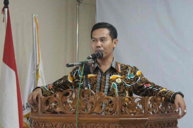 KPU Indramayu giatkan sosialisasi untuk dongkrak partisipasi pemilih