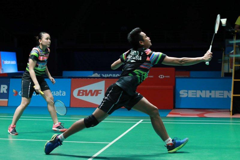 Indonesia Open 2019, Tontowi/Winny melaju ke babak dua