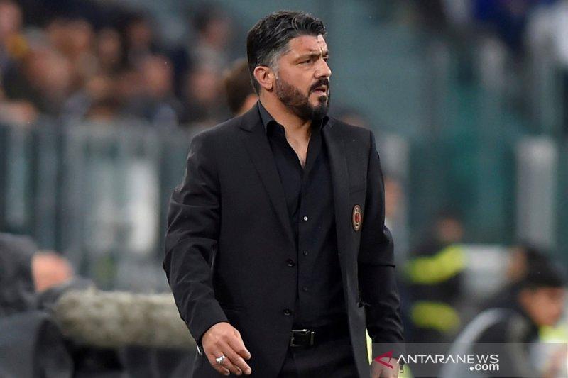 Pelatih AC Milan:  Kami tak pantas kalah