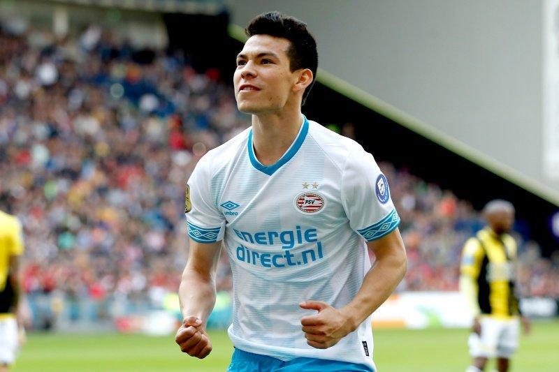 PSV ditahan imbang Vitesse 3-3