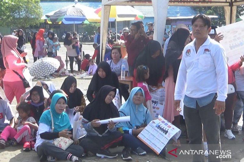 Pemilu Run di Kapuas minim diikuti peserta