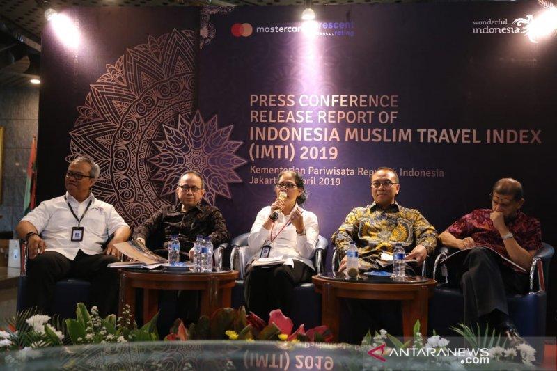 Lombok terpilih destinasi wisata halal terbaik di Indonesia