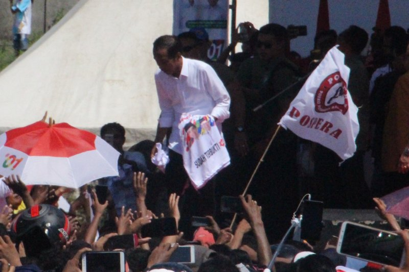 Jokowi-Ma'ruf bakal kuasai perolehan suara di NTT