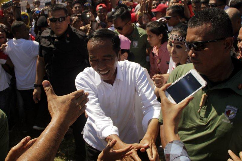 Jokowi menang di NTT hanya sampai 75 persen
