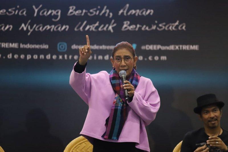 Menteri: ajarkan generasi muda konsumsi ikan