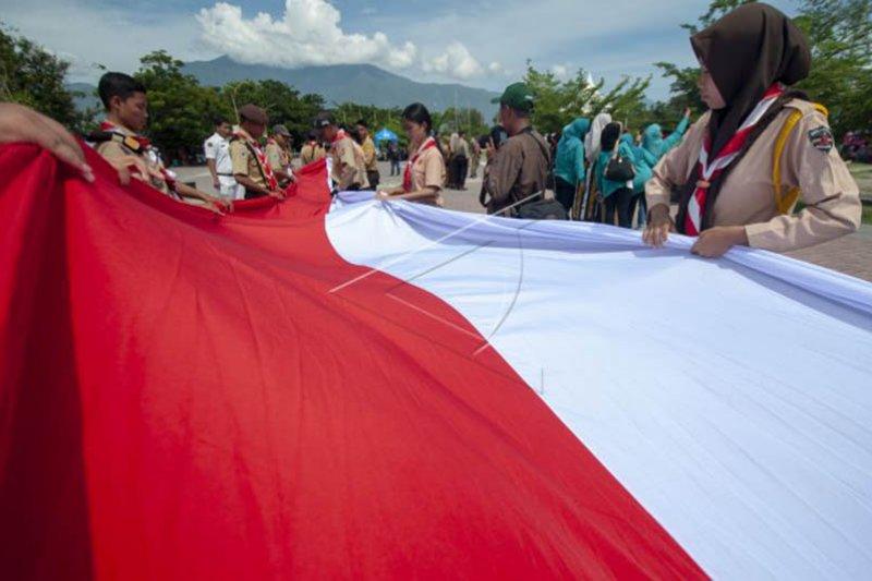 Deklarasi Kaili damai menuju pemilu 2019