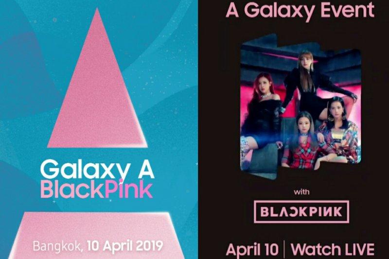 "Blackpink akan meriahkan Samsung ""A Galaxy Event"""