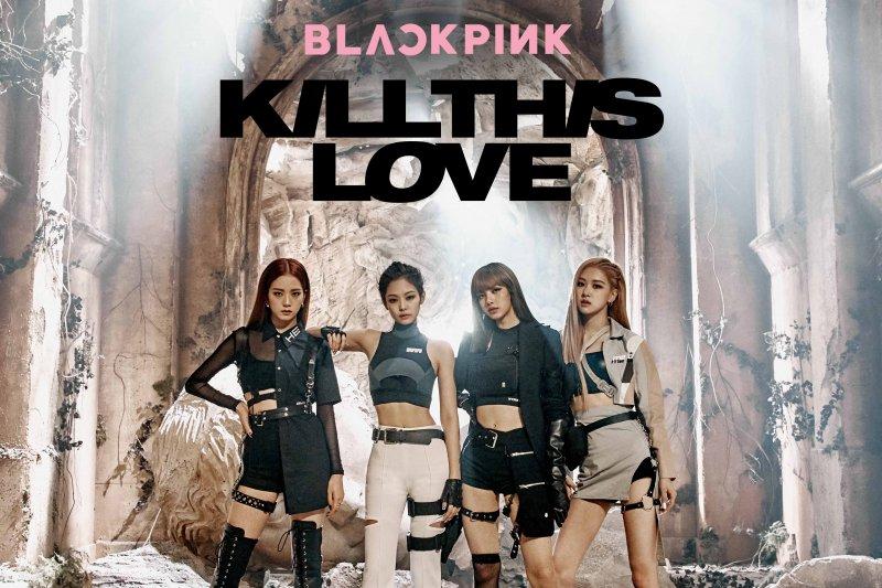 """Lagu BLACKPINK   """"Kill This Love"""" rajai tangga lagu K-pop di Spotify"""