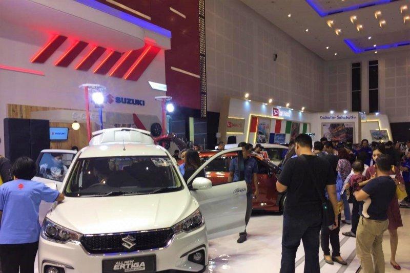 Suzuki jual 869 unit kendaraan di GIIAS Surabaya 2019