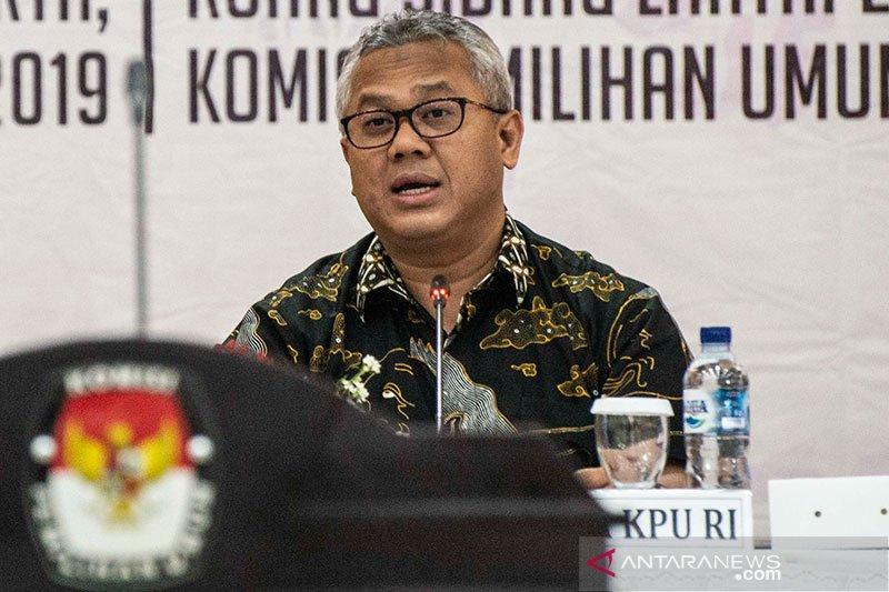 KPU: Rekapitulasi penghitungan suara luar negeri hadapi kendala