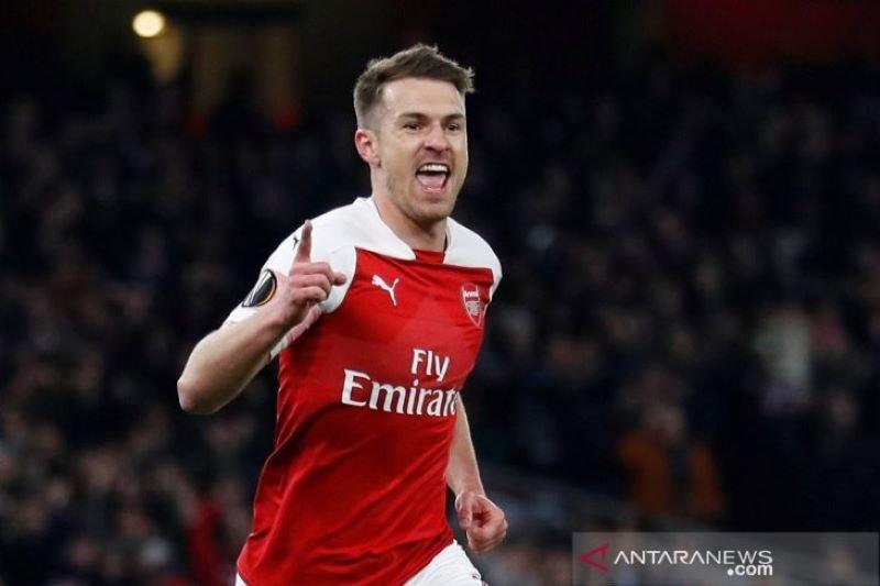 Ramsey: Juventus adalah klub yang tepat bagi saya