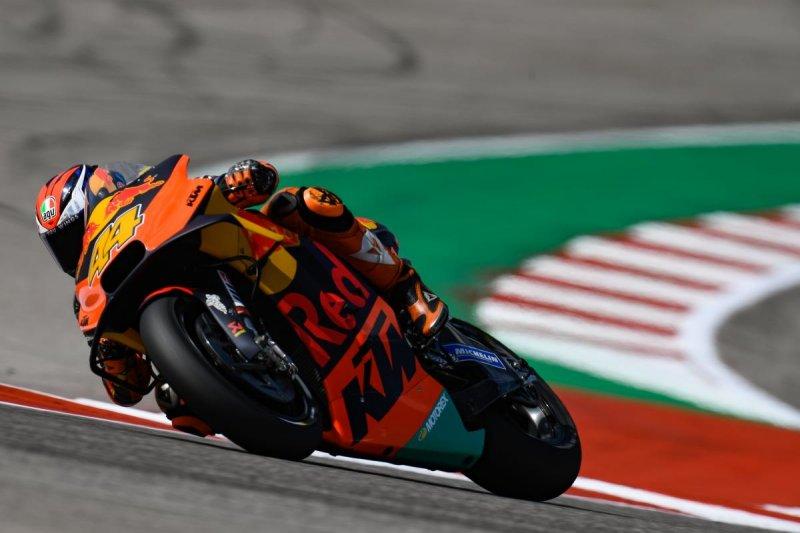 Pol Espargaro heran KTM nyaris pole position di GP San Marino