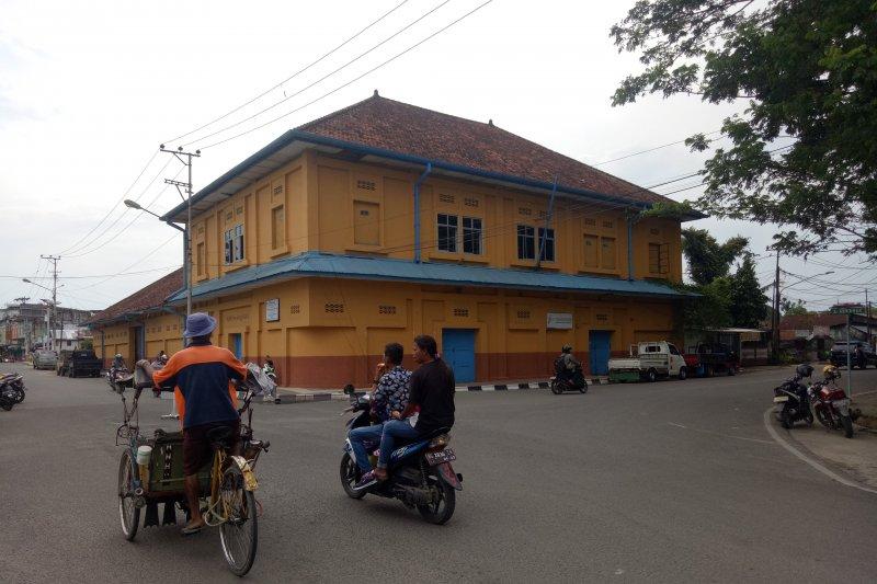Gedung peninggalan Belanda Jacobsen pusat promosi kopi Sumsel