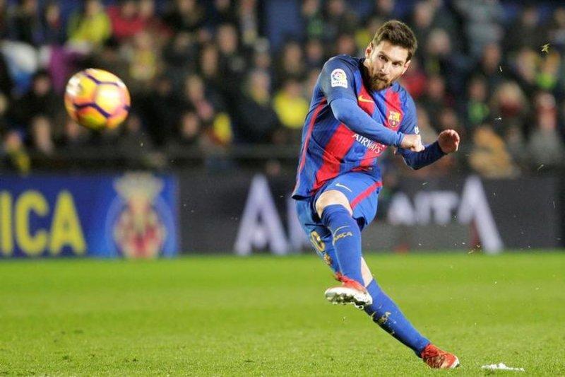 Messi buat segalanya jadi mudah, kata Iniesta