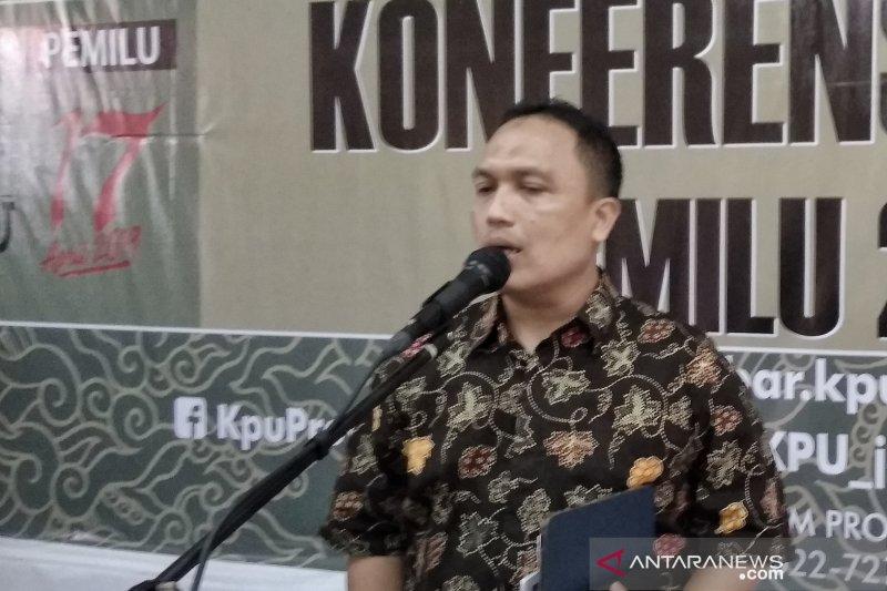 KPU Jabar: Delapan daerah telah tetapkan paslon raih suara terbanyak pilkada