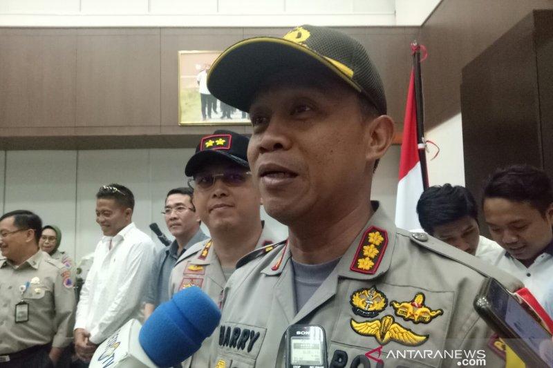 Amankan Reuni 212, polisi turunkan 9.000 personel