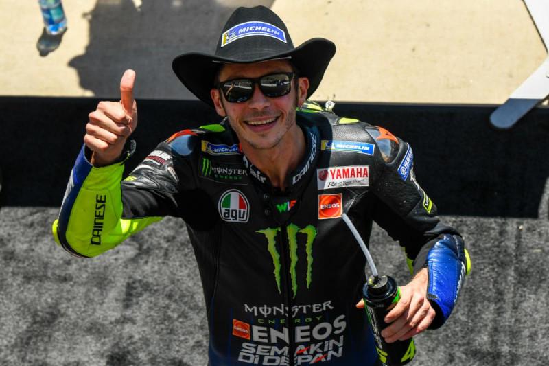 Valentino Rossi sebut perebutan gelar juara terbuka lebar