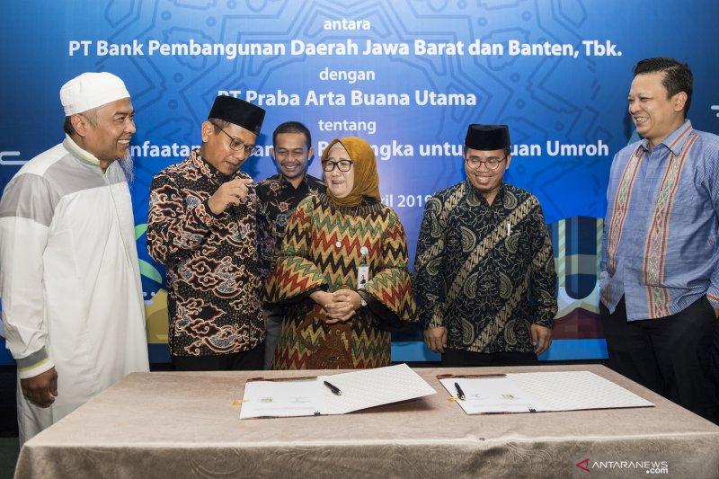 Bank BJB luncurkan Program Tabungan Barjangka Umrah