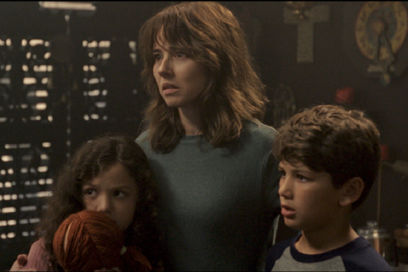 Kisah iblis pengincar anak-anak dalam film 'Weeping Woman'