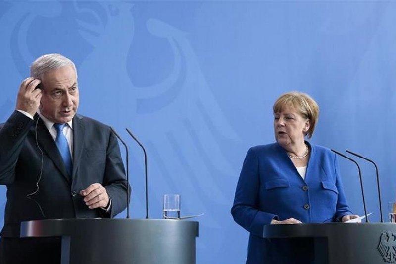 Jerman: Rencana permukiman Israel telah langgar penyelesaian dua-negara