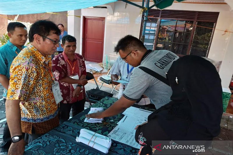 Bawaslu Palangka Raya investigasi dugaan kecurangan di TPS 76