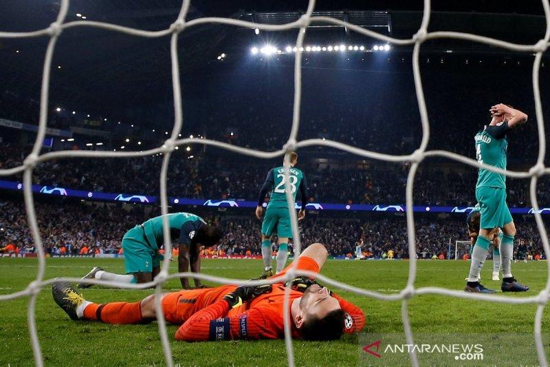 VAR selamatkan Tottenham