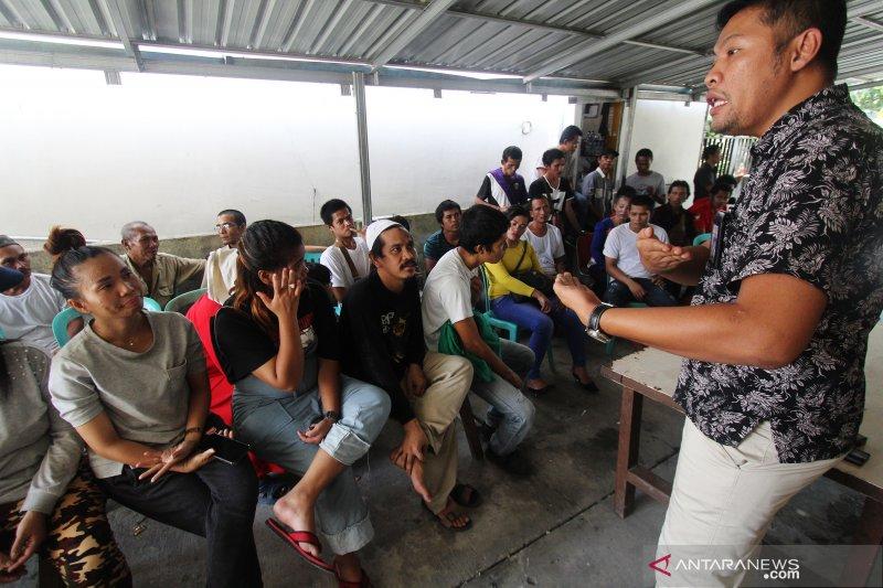Polda Riau amankan kapal berisi 16 orang TKI ilegal dari Malaysia