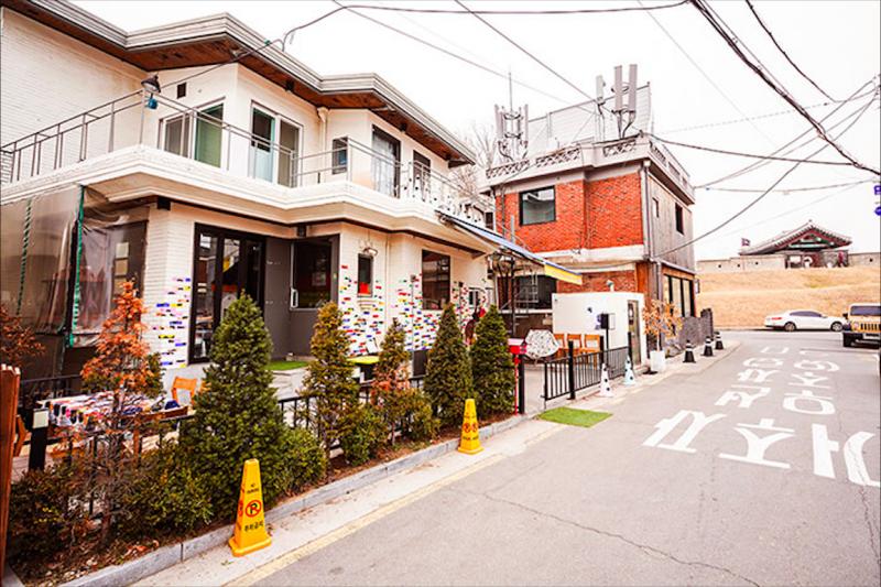 Lima lokasi foto kekinian di Korea