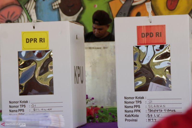 Pemilu 2019 untungkan partai pengusung capres-cawapres