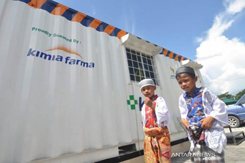 Kimia Farma Bantu Pemulihan Bencana