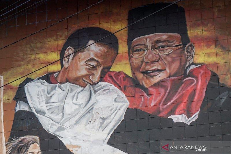 Pertemuan Jokowi dan Prabowo tunggu waktu pas