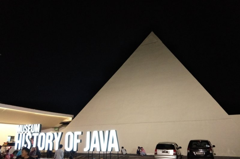 Museum Sejarah Jawa diharapkan menambah daya tarik wisata