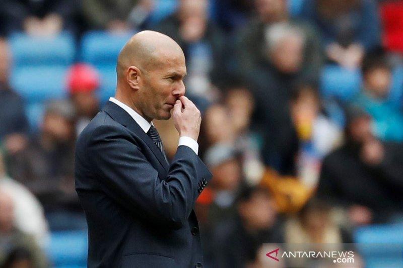 Zidane ogah berkomentar soal Gareth Bale