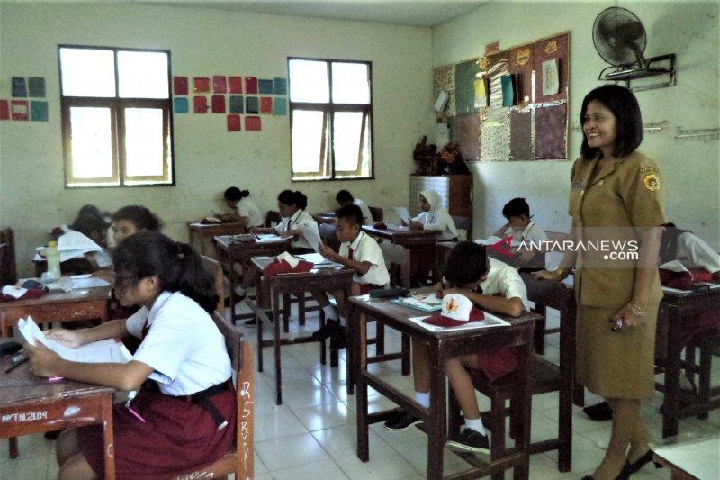 7.546 siswa SD di Kota Kupang ikut USBN
