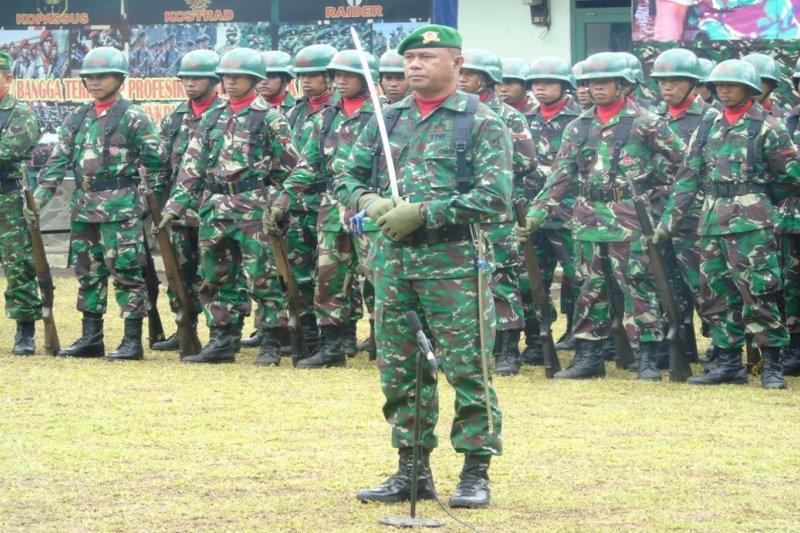 139 Tamtama siswa ikuti Pendidikan Kejuruan Infanteri 2019