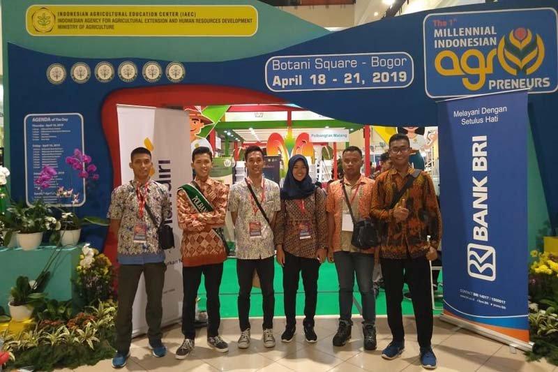 Milenial Polbangtan YoMa sukseskan 1st MIA di Bogor