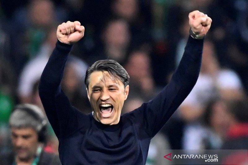 Pelatih Munchen minta maaf kepada Pep Guardiola karena buru Sane