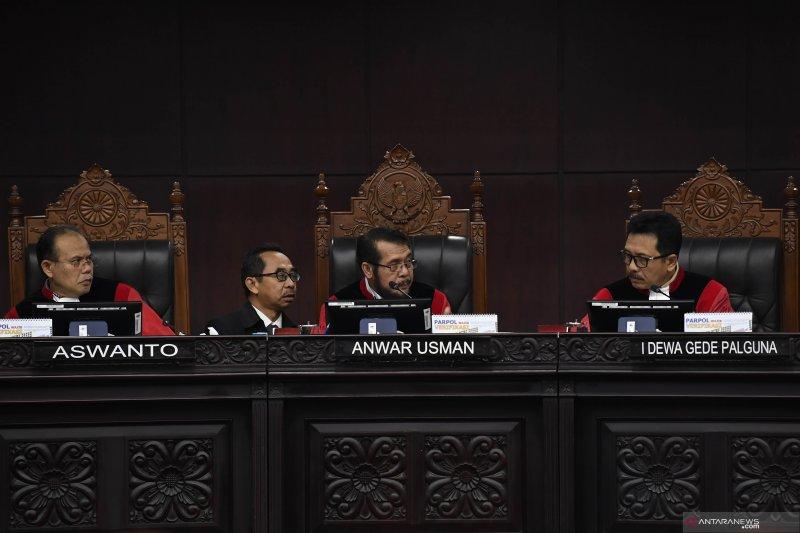 Anwar Usman: MK tak akan bisa dipengaruhi oleh siapapun